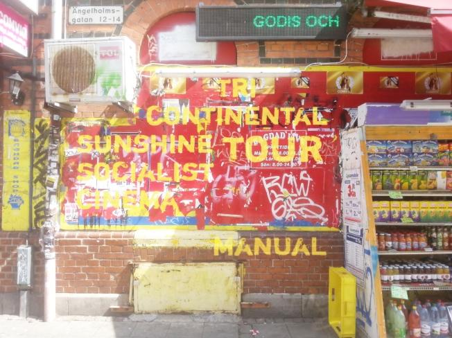 tri continental tour