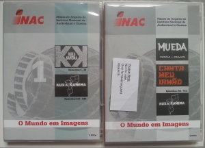 INAC DVDs