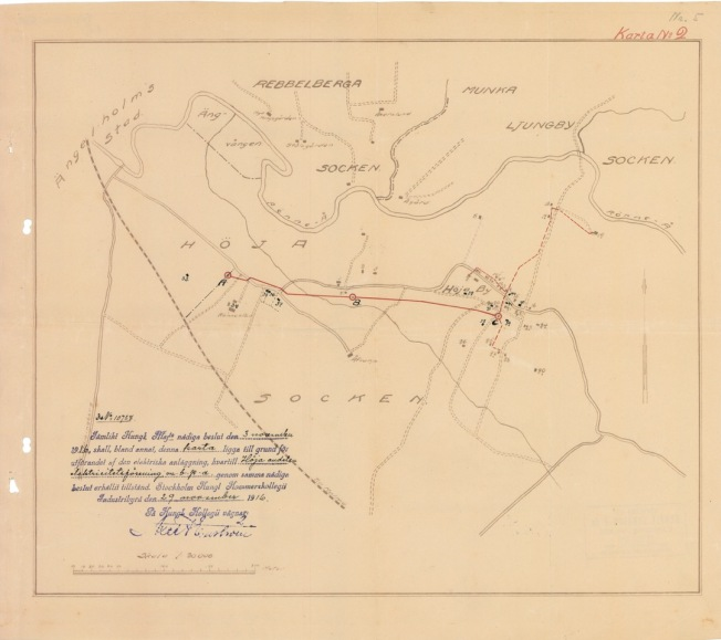 Hoja karta elledning 1916  200kb