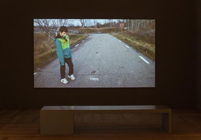 Här är Gränsen på Moderna Museet